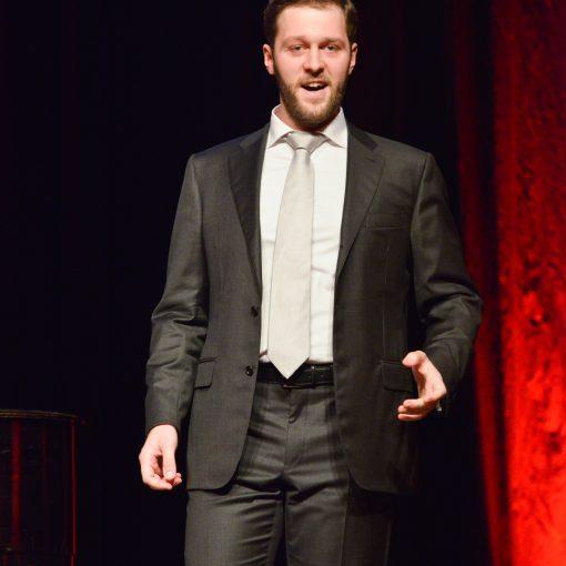 Thomas Hansen - Profesor de Canto en Zaragoza Damvibes