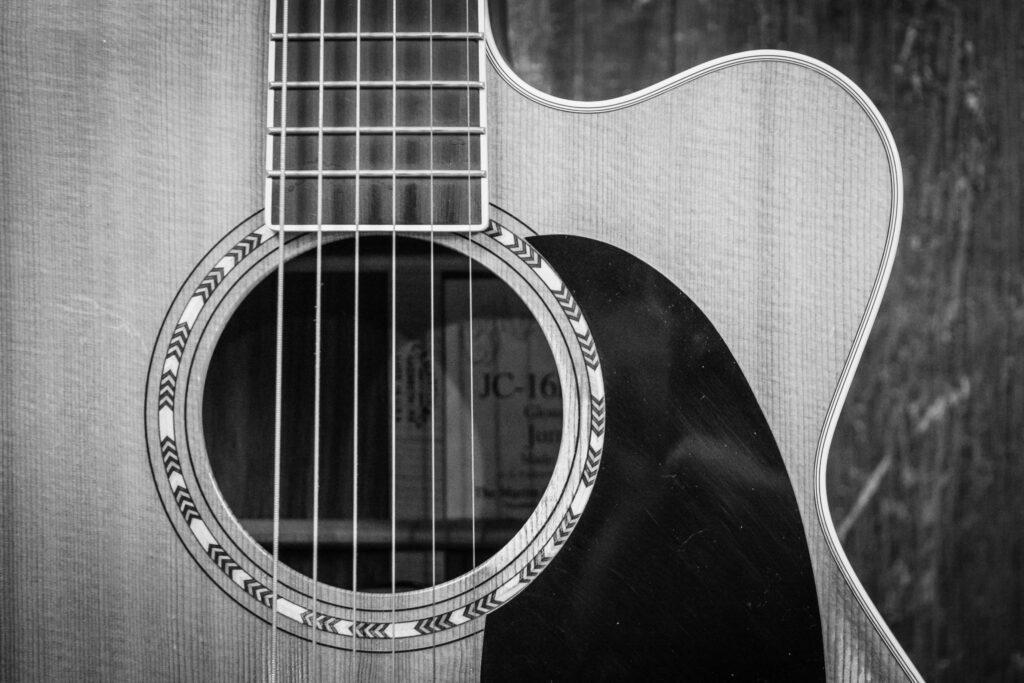 Instrumento utilizado para las clases de guitarra en zaragoza damvibes