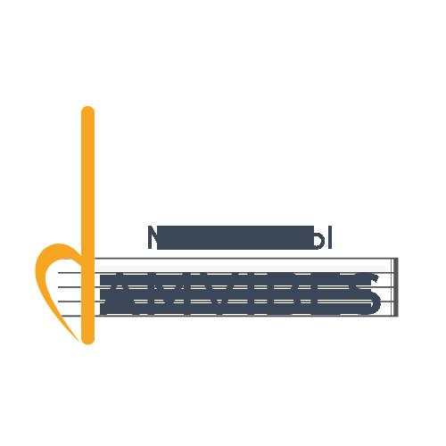 Logo Amsterdam Music School Damvibes