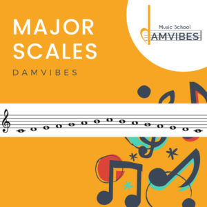 Major Scales Featured image