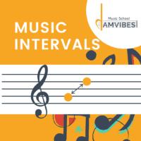 Music Intervals - featured image
