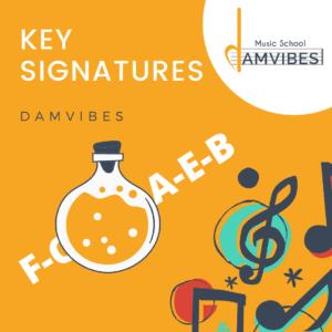 Music Key Signatures featured image