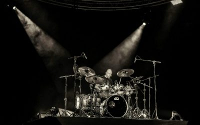 Drums performer in Amsterdam Concert
