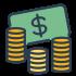 Icono dinero - Precio de las clases de música