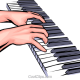 Piano Lessons in our Music School