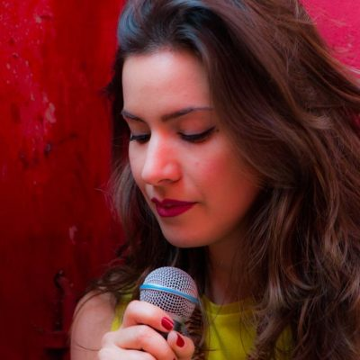 Singing teacher Sofia Nakou