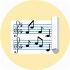 Solfege icon for our singing lessons